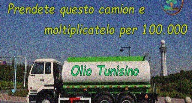 Ma veramente pensate di comprare Olio extravergine d'oliva a 3 Euro e mezzo a bottiglia? Poveri illusi, a questo prezzo chissà quale porcheria ci vendono!