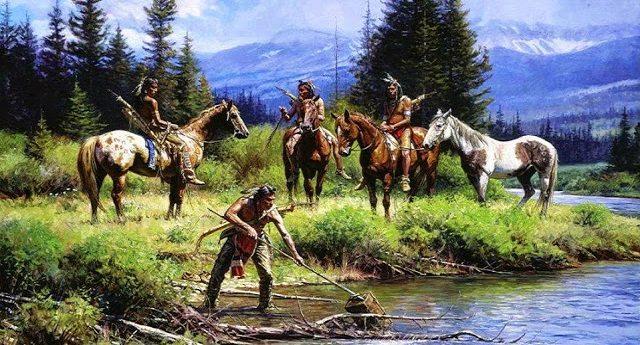 Gli Indiani d'America? Un Popolo libero… almeno finché non siamo arrivati noi!