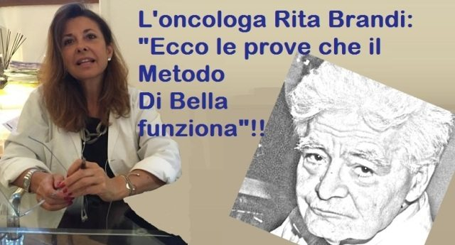 """L'oncologa Rita Brandi: """"Ecco le prove che il Metodo Di Bella funziona""""!!"""
