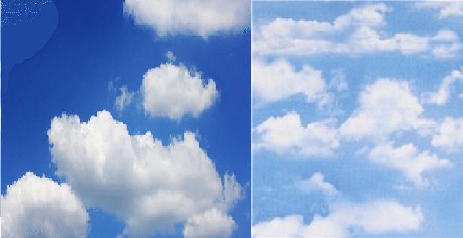 Qualcuno si è mai chiesto perchè il cielo non è più blu come una volta, ma è di un misero celestino pallido?