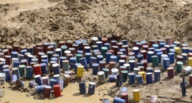 Un'altra bomba ambientale di cui nessuno parla – Fusti di botulino, medicinali scaduti, scarti umani: c'è di tutto sotto le campagne di Cassino. Risultato: tumori e inquinamento!