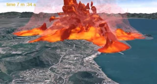 Campi Flegrei, è allerta: il supervulcano potrebbe risvegliarsi… e parliamo di un vulcano che con l'ultima eruzione ricoprì di cenere tutta l'Europa fino a Mosca, causando un inverno che durò 2 anni!