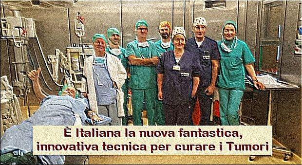 È Italiana la nuova fantastica, innovativa tecnica per curare i Tumori – Un ago per eliminarli in una sola seduta: il primo intervento in soli 10 minuti!