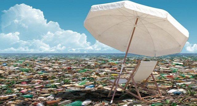 Sveglia Gente – Il mare di plastica non è una cosa che si vede solo in Tv …tutta questa porcheria entra nella nostra catena alimentare!