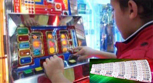 """Vergognoso, ma vero – Ecco come addestrano i tuoi figli alla dipendenza da gioco: """"arrivano le slot per bambini"""""""