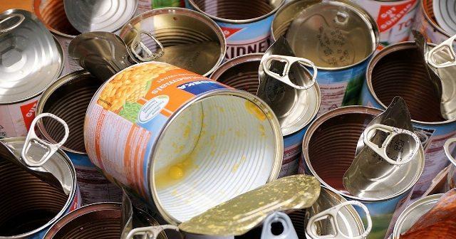 Attenzione – È allarme Bisfenolo A nel cibo in scatola: contaminato il 40% dei campioni…!!!