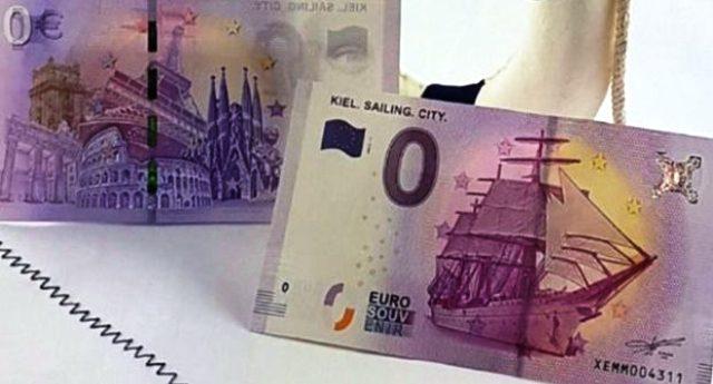 Dal 1° gennaio 2018 arriverà la banconota da 0 Euro. Una bufala? No, non lo è! Ecco a cosa servirà…