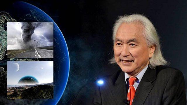 """Lo Scienziato Michio Kaku: """"Qualcosa sta succedendo alla Terra, dobbiamo prepararci al peggio"""""""