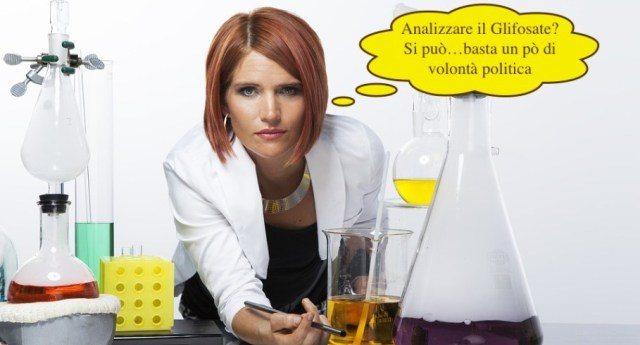 Perché l' Italia elude i controlli ufficiali sul glifosate? Cosa risponde il Ministro?