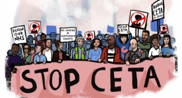 Il CETA: l'accordo commerciale che farà fallire molte altre imprese italiane. Ecco le conseguenze di questo scempio sulla vita degli italiani…!