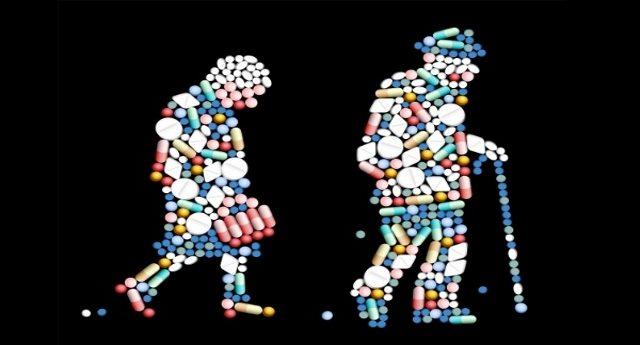 Troppi farmaci per gli over 65 – 1,3 milioni gli italiani prendono anche 10 medicine diverse. Troppe! A chi fanno bene? Agli anziani o alle casse delle case farmaceutiche?