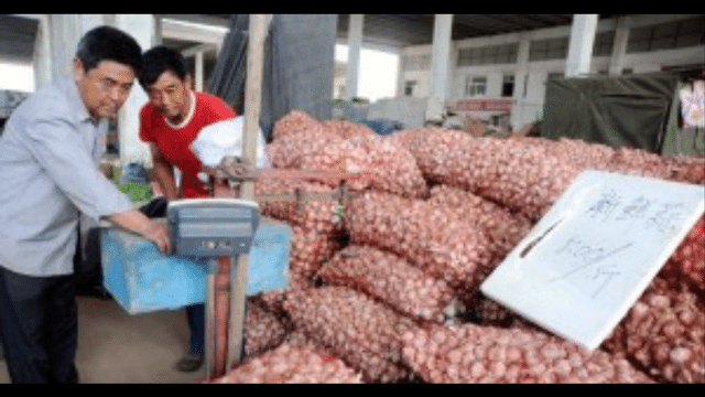 Attenzione: l'aglio importato dalla Cina è pieno di candeggina e prodotti chimici! Ecco come individuarlo sul mercato