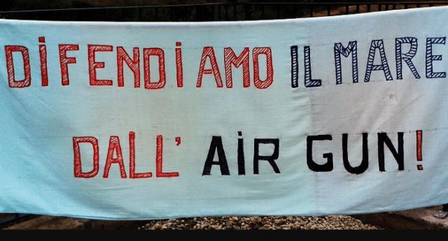 """Air gun: i """"cannoni ad aria compressa"""" di cui nessuno parla – Distruggono i nostri mari uccidono la fauna, ma fanno arricchire le lobby del petrolio."""