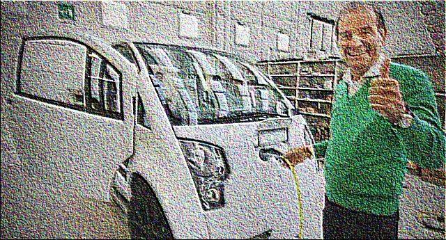 Vergogna – Ecco l'auto elettrica (90km/h – 200 km di autonomia – costo 10.000 € – consumi praticamente 0) che l'Italia non vuole e la Cina Si… Potenza delle lobby del petrolio!