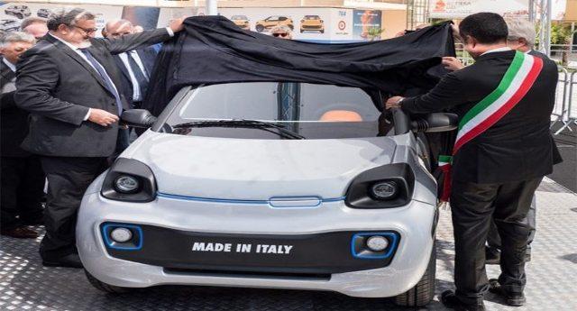 """Ecco l'auto elettrica """"made in Bari"""". Lo schiaffo della Puglia alle Multinazionali: """"200 km con una ricarica, costo 10.000 euro"""" – Scommettiamo che sparirà come in passato sono sparite tutte le geniali invenzioni che hanno dato fastidio alle lobby del Petrolio?"""