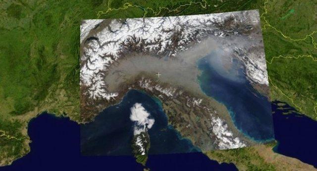 Il governo se ne frega dell'ambiente e nasconde i dati delle emissioni inquinanti