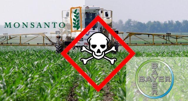 La fusione Bayer-Monsanto è  contro la legge europea in materia di concorrenza. Bayer-Monsanto controllerebbe il nostro intero sistema alimentare! Firma anche tu Petizione per fermare questo crimine!