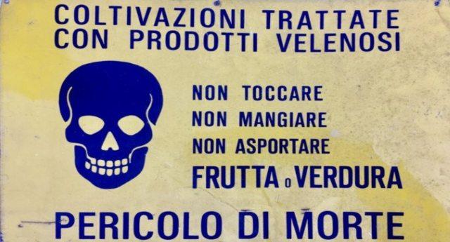 Incredibile ma vero: ad 8 anni dall'approvazione, la direttiva sui pesticidi è letteralmente ignorata  dagli Stati Europei – Una vergognosa speculazione sulla pelle della Gente nell'interesse delle lobby!