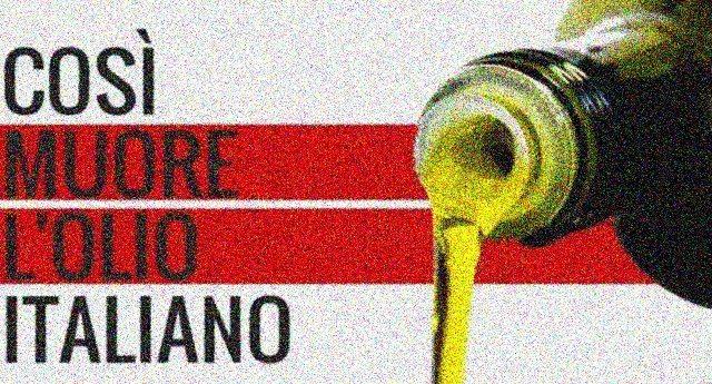 Il nostro olio di oliva, il migliore al mondo in crisi? Grazie, se l'UE detassa l'olio tunisino e ne aumenta le importazioni. Così si uccide un'eccellenza Italiana – Leggete e rinfrescatevi la memoria…