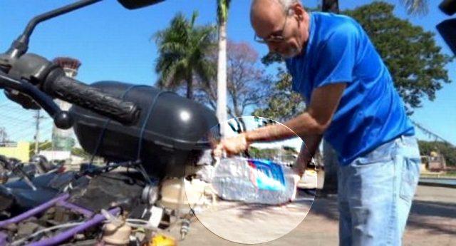 500 kilometri con un litro di acqua! Ecco la moto inventata in Brasile che avrebbe potuto cambiare il mondo …se solo le multinazionali lo avessero permesso!