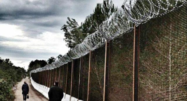 E la Puglia diventa un Lager: mura e filo spinato per proteggere il gasdotto voluto dalle Lobby dalla rabbia della Gente Pugliese!