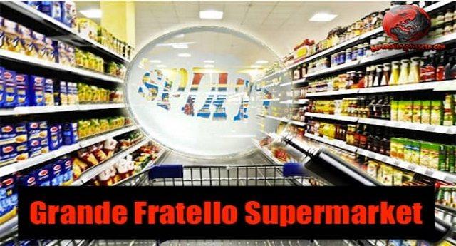 """""""Grande Fratello Supermercato"""": siamo tutti spiati!"""