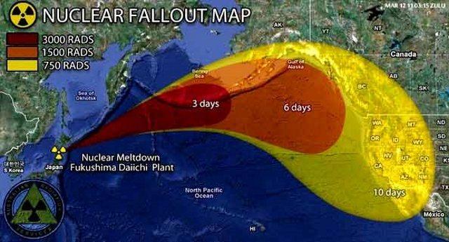 Greenpeace: dicono che il disastro di Fukushima sia finito. Ma non è così.