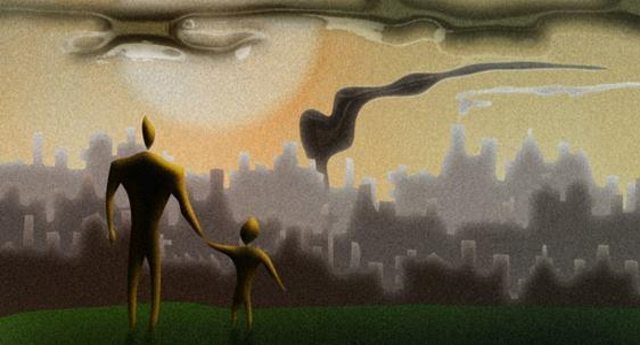 Inquinamento atmosferico: tutto il male che stiamo facendo ai bambini