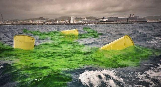 La bomba ecologica di cui nessuno parla: nell'oceano un milione di tonnellate di acqua radioattiva proveniente da Fukushima.