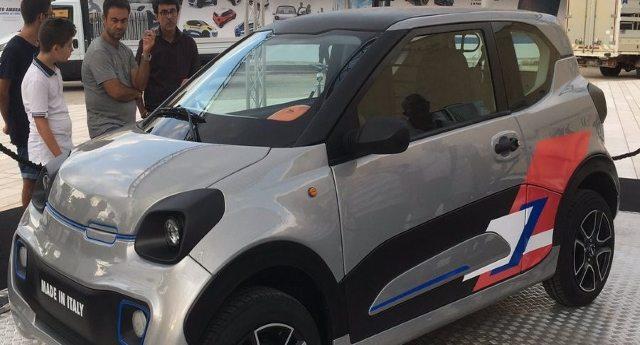 """Con il 2018 arriva sul mercato Tua, l'auto elettrica tutta Italiana, """"Made in Puglia"""", bella, economica e superecologica"""