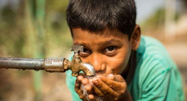 L'acqua è un diritto. Ma solo per chi se può permettere!