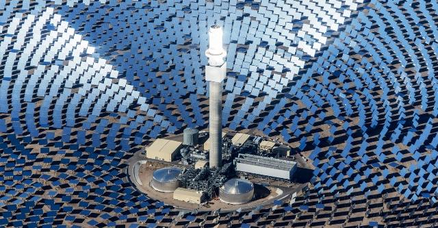 Non è fantascienza – Ecco la torre solare da record che stanno costruendo in Australia.