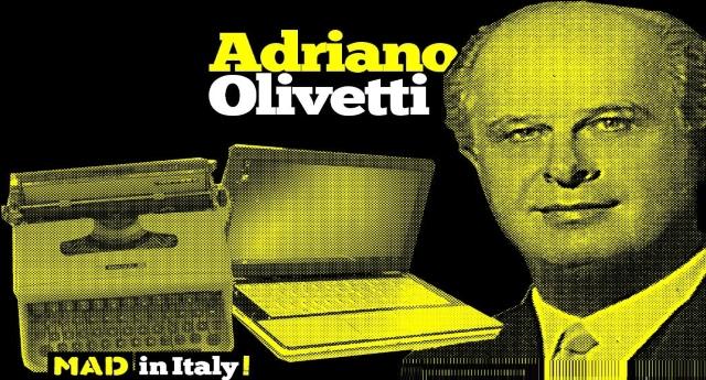 """Accadde oggi – 27 febbraio 1960 l'addio a Adriano Olivetti, un italiano """"pericoloso"""""""