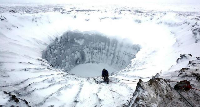 Cambiamenti climatici – Un altro immane pericolo di cui nessuno parla: la fusione dei ghiacci può liberare 800mila tonnellate di mercurio intrappolate nel permafrost dell'Alaska – Una catastrofe ambientale di una gravità che non potete neanche immaginare