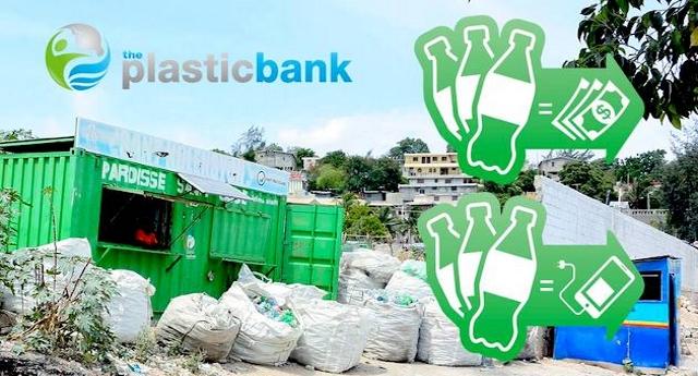 PlasticBank, ossia come trasformare i rifiuti plastici in posti di lavoro e denaro. Un'idea fantastica di due ragazzi Candadesi. Troppo bella per essere capita qui da noi.