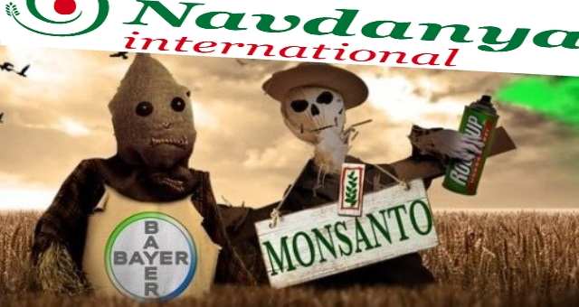 """Navdanya International: """"Con la fusione Bayer-Monsanto, le multinazionali vogliono controllare cibo e governi"""""""