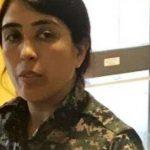 comandante curda