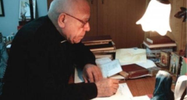Padre Elias Zahlaoui
