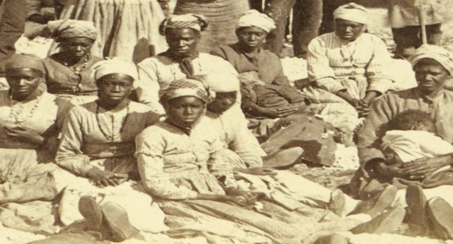 schiave afroamericane